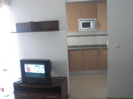 Apartamentos Turisticos Fercomar: hall