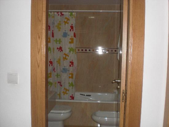 Apartamentos Turisticos Fercomar: baño