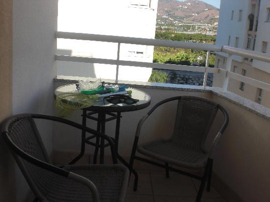 Apartamentos Turisticos Fercomar: terraza