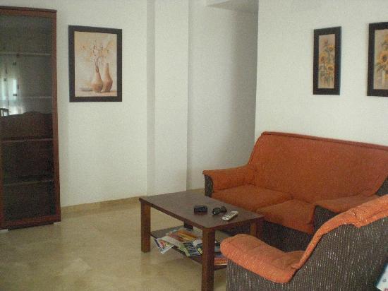 Apartamentos Turisticos Fercomar: salon