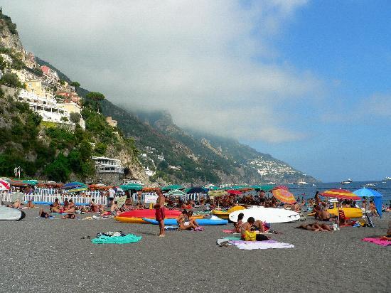 Spiaggia Grande: Positano,august 2011