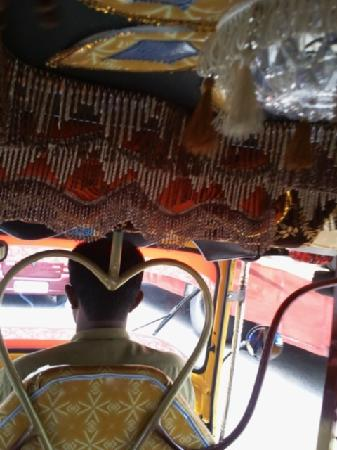 Kozhikode, India: auto rickshaw