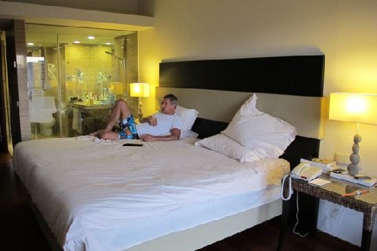 Crowne Plaza Vilamoura - Algarve : 424 nice, modern and confortable room