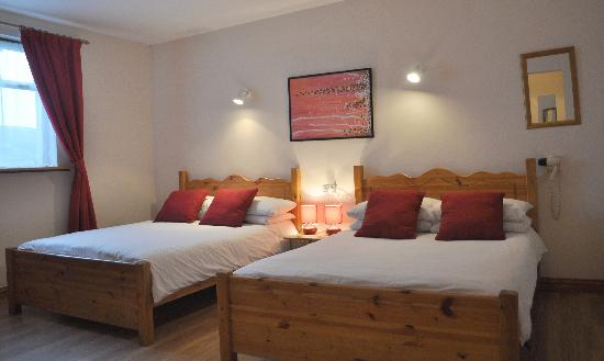 Hotel Inis Oirr: Room