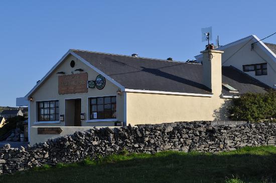 Hotel Inis Oirr: Hotel2