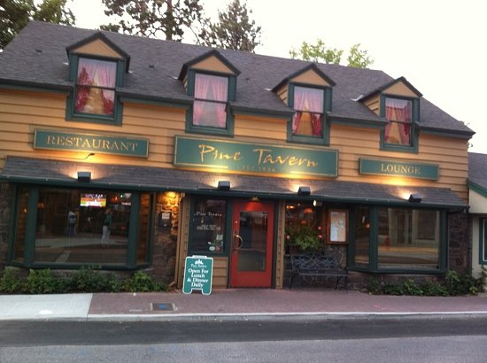 Pine Tavern Restaurant Bend Menu Prices Reviews Tripadvisor