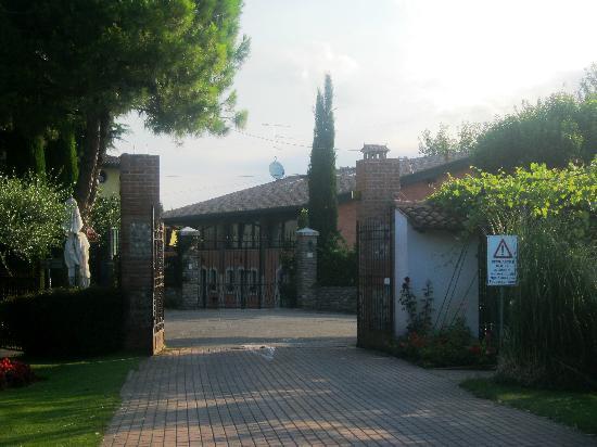 Corte Belvedere: отель