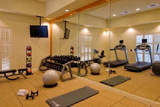 North Charleston, SC: Stay fit on the road in our state of the art Precor Fitness Center
