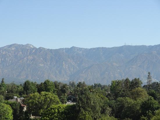 The Langham Huntington, Pasadena, Los Angeles: View from our room