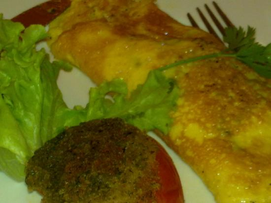 Couqley: Sud Ouest Omlette