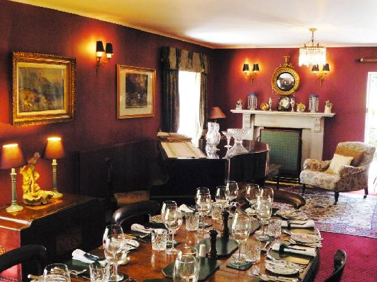 The Dower House: Dining Room