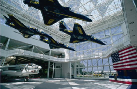 Pensacola, FL: National Museum of Naval Aviation