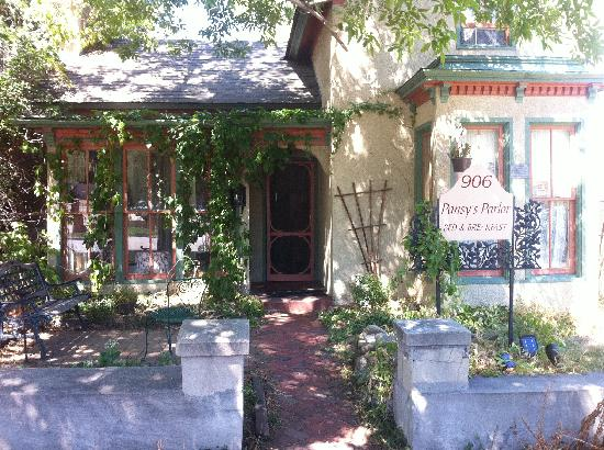 Pansy's Parlor Bed & Breakfast: National Register of Historic Places