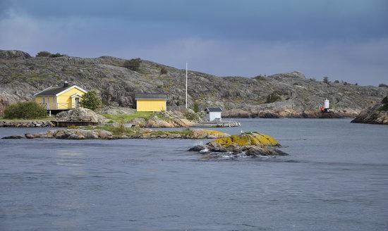 Southern Goteborg Archipelago: Island Scenery