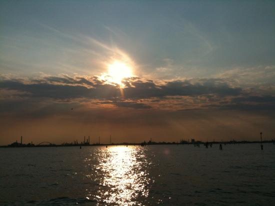 Venecia, Italia: Lido.