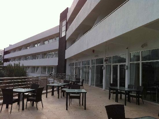 Suites Hotel Mohammed V: Outside View of Hotel