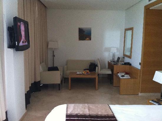 Suites Hotel Mohammed V: Sitting Area
