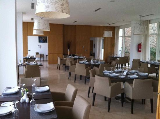 Suites Hotel Mohammed V: Hotel Restaurant