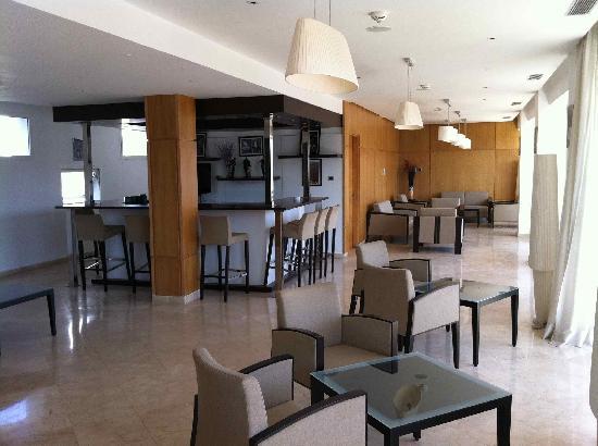 Suites Hotel Mohammed V: Hotel Bar