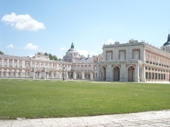 Royal Palace of Aranjuez: Jardines del Palacio