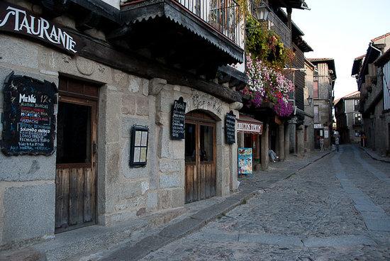 Restaurante tramonera la alberca restaurant reviews for Alberca restaurante