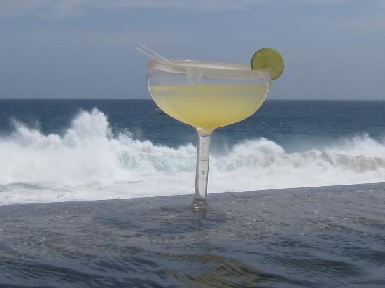 Grand Solmar Land's End Resort & Spa: Ocean side Margarita at Grand Solmar