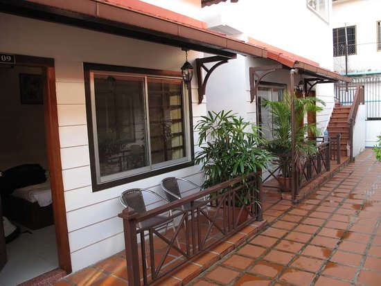 Orchidee Guest House : Bungalow