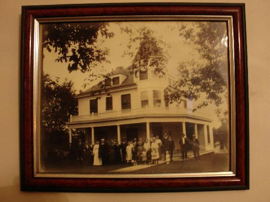 Crystal Key Inn: An original family photograph
