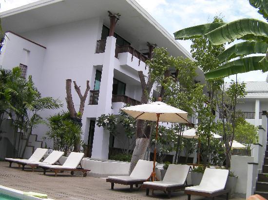 Mantra Resort: Side facing rooms