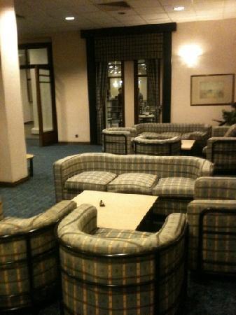 Klassis Resort Hotel: salle repos