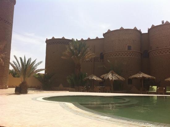 Kasbah Hotel Tombouctou: PISCINA DEL HOTEL