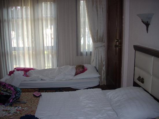 WOW Topkapi Palace: Hotel room