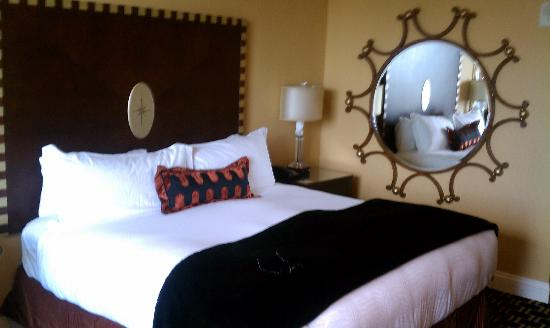 Kimpton Marlowe Hotel: Our lovely room
