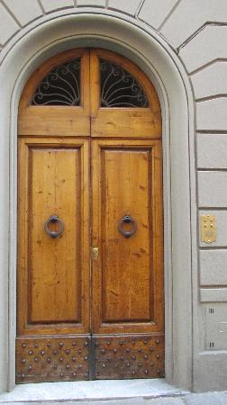 Casa Rabatti: Entrance