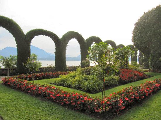 Parco della Villa Pallavicino : Parco della Villa Pallaviccino