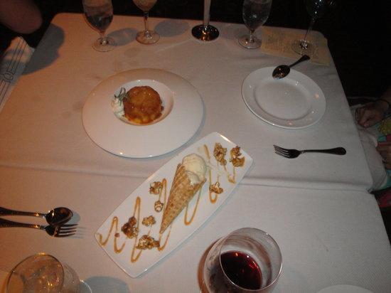 Old Hickory: Desserts