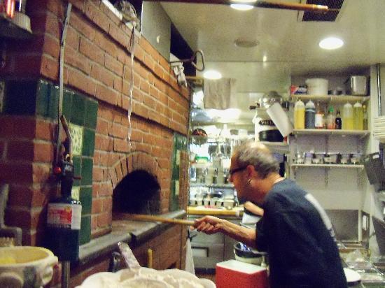 Cafe Miranda : Into the fire