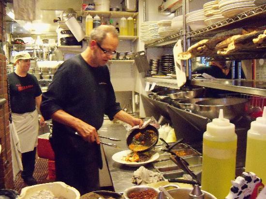 Cafe Miranda : plating