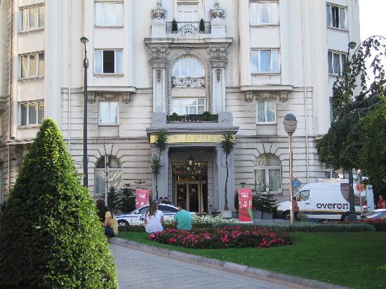Carlton Hotel: Carlton, Bilbao from the front