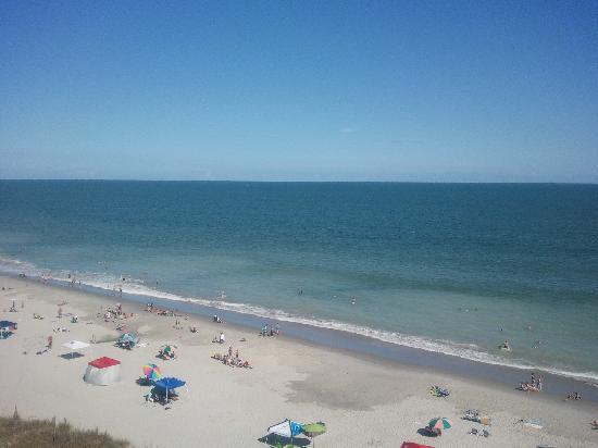Ocean Reef Resort: beach