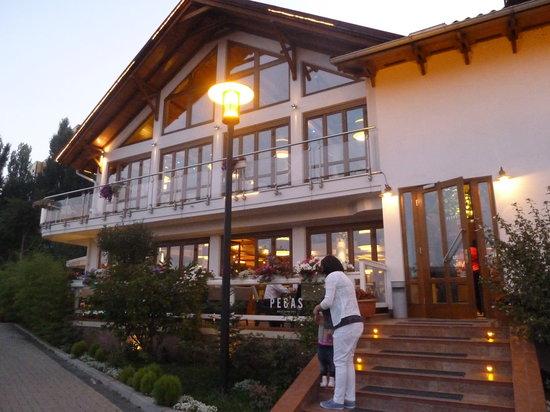 "Pegas Restaurant & Terrace : Pegas ""tavsiye ederim""I would recommend."