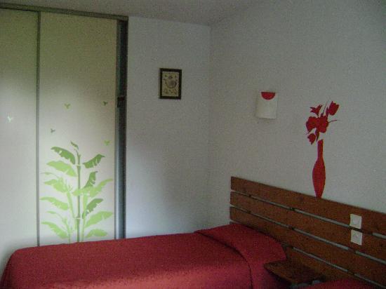 Hôtel du Moulin de la Brevette : La stanza