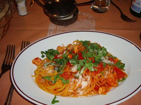 Alla Rampa: spaghetti