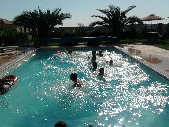 Agriturismo Barbadoro: la piscina del Barbadoro
