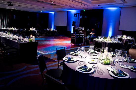โรงแรมดับเบิ้ลยู ซานฟรานซิสโก: The Venue