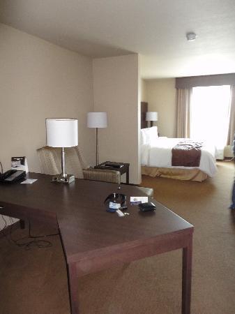 Best Western Plus Dartmouth Hotel & Suites: The room- desk