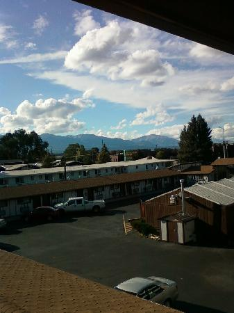 Super 8 Salida: View from the room