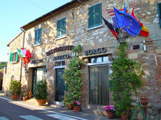 Antico borgo montaione ristorante recensioni numero di - Ristorante borgo antico cucine da incubo ...