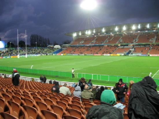 Waikato Stadium : Regular seating