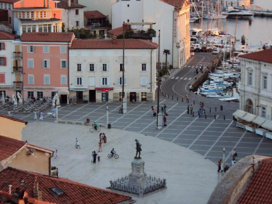 Kempinski Palace Portoroz : Old town of Piran